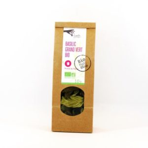 basilic grand vert bio seche