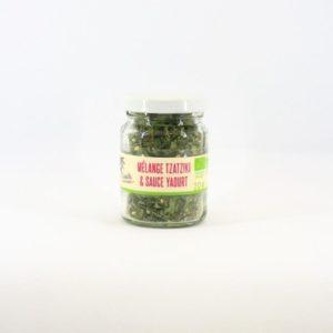 melange pour tzatziki et sauce yaourt